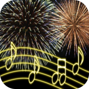 FireworksWithMusic icon
