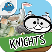 Knights (The Deskplorers - History Book - for 7 to 11 yo kids)
