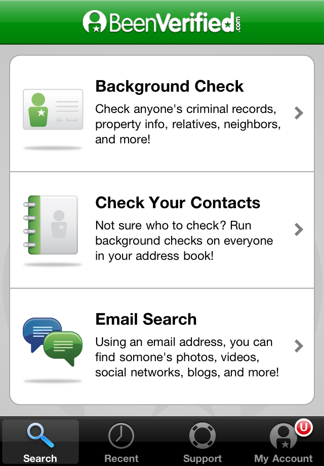 BeenVerified is a website that provides a searchable database of aggregated public records. You can search a name on the site to locate addresses, phone numbers, relatives, court records, and much /5(93).