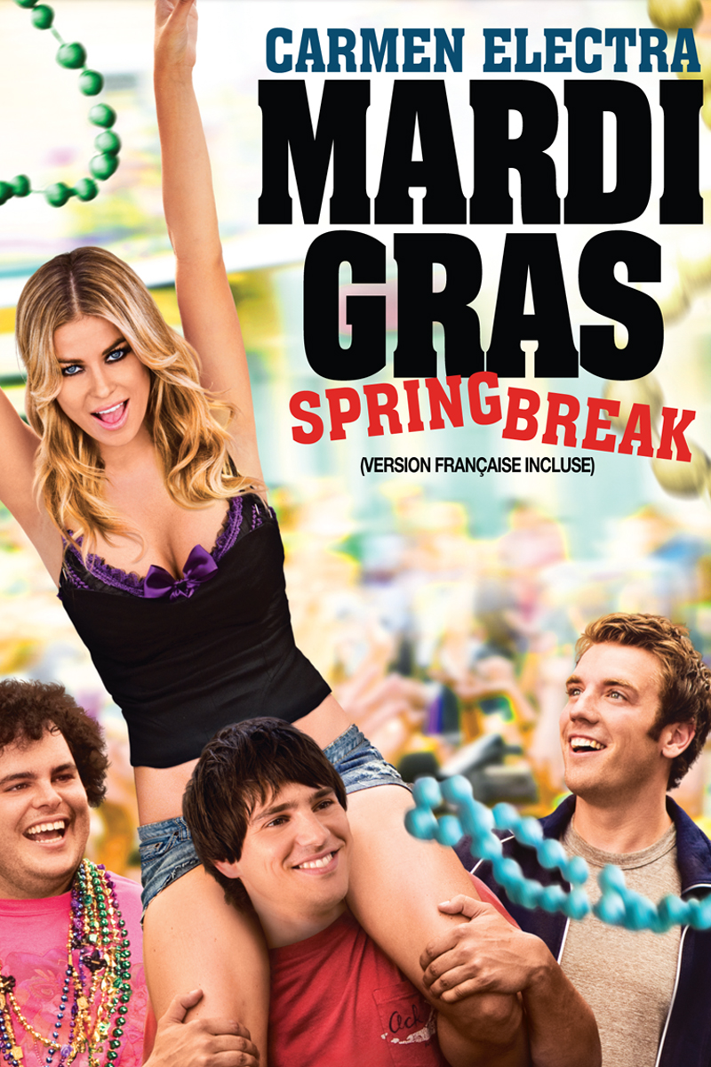 Mardi Gras: Spring Break [FRENCH DVDRiP]