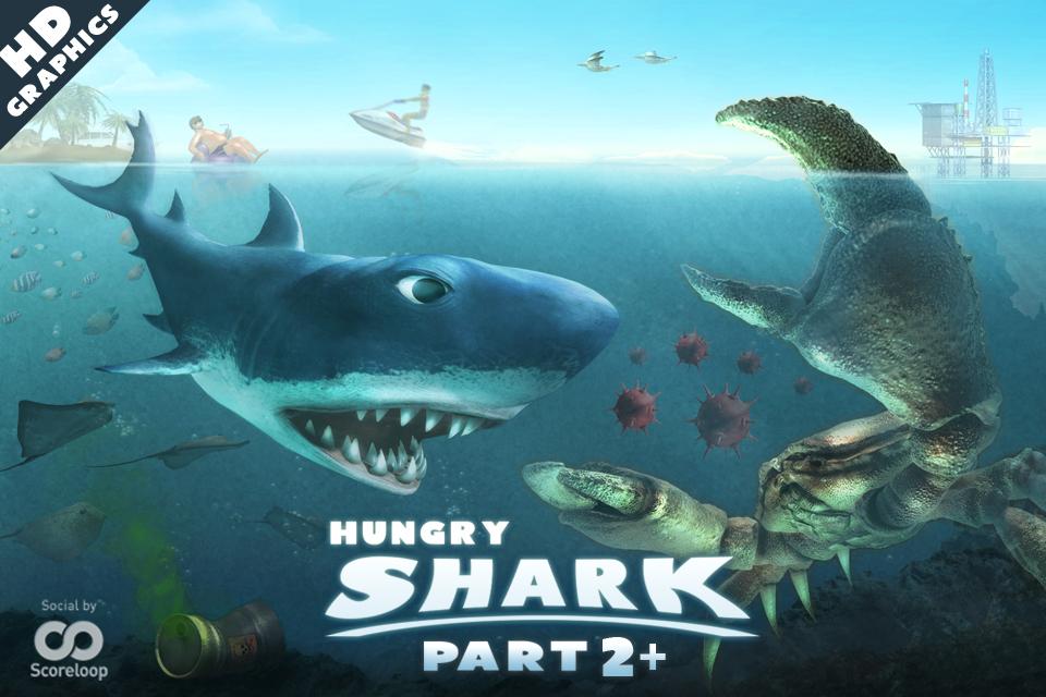 скачать на андроид 2.3.5 игра акула