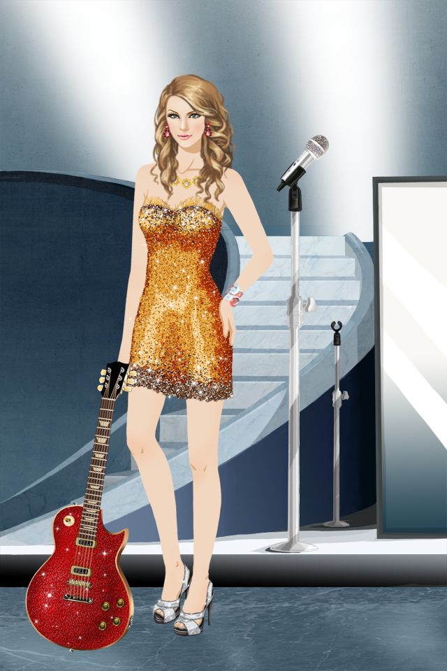 Taylor Swift Dress Up Games Didi