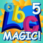 魔幻字母ABC 5字母声音匹配 ABC MAGIC 5 Letter Sound Matching