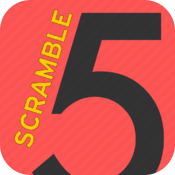 Scramble 5 icon