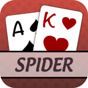 Spider Solitaire Free (Pokima) icon