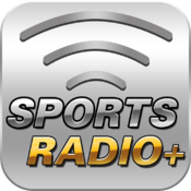 Football Radio+ College, Basketball, Hockey, and Nascar 5 in 1! icon