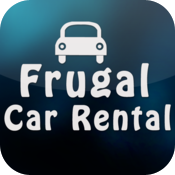 Frugal Car Rental HD - Budget Car icon