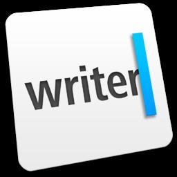 writericon.256x256 75 Aplicaciones imprescindibles para nuevos usuarios de Mac