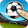 Flick Soccer - Games - Sports - iPhone - By Full Fat