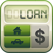 Calculate & Compare Loans. icon