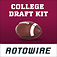 RotoWire Fantasy College Football Draft Kit 2012