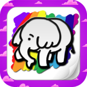 Little Artist - Drawing and Coloring Book icon