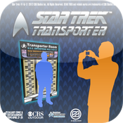 Calgary Expo Transporter - Augmented Reality for iPad icon