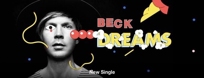 Beck - Dreams - Single