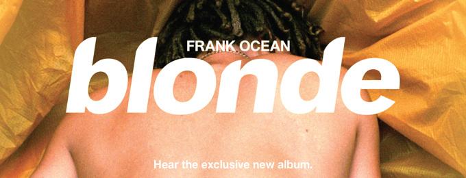 Blonde by Frank Ocean