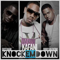 View album Knock 'em Down (Remix) [feat. Gucci Mane & Bobby Valentino] - Single