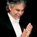 View artist Andrea Bocelli