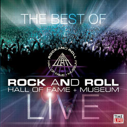 View album The Best of Rock and Roll Hall of Fame Live