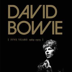 View album David Bowie - Five Years 1969-1973