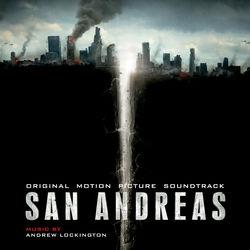 View album San Andreas (Original Motion Picture Soundtrack)