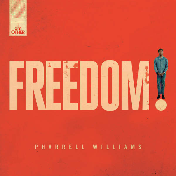 Pharrell Williams - Freedom - Single [iTunes Plus AAC M4A] 2015)