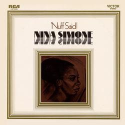 View album Nina Simone - 'Nuff Said