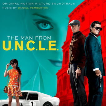 The Man from U.N.C.L.E. (Deluxe Version) [Original Motion Picture Soundtrack] – Various Artists