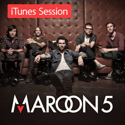 View album Maroon 5 - iTunes Session - EP
