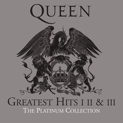 View album The Platinum Collection (Greatest Hits I, II & III)