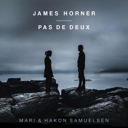 View album Mari Samuelsen & Håkon Samuelsen - James Horner: Pas de Deux