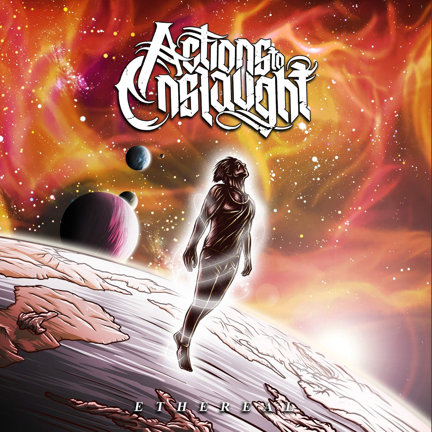 Actions to Onslaught - Ethereal (2014)