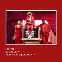 View album DJ Cassidy - Honor (feat. Grace & Lil Yachty) - Single