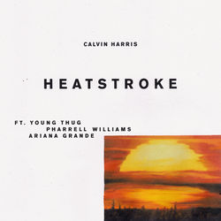 View album Heatstroke (feat. Young Thug, Pharrell Williams & Ariana Grande) - Single