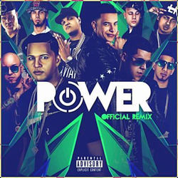 View album Daddy Yankee - Power (Remix) [feat. Benny Benni, Kendo Kaponi, Pusho, Ozuna, Anuel AA, Almighty, Gotay & Alexio La Bestia] - Single