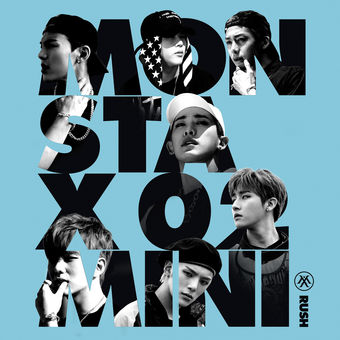 RUSH – EP – MONSTA X