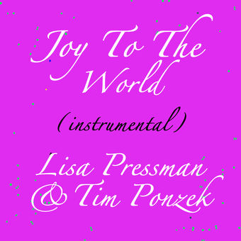 Joy To the World (Instrumental) – Single – Lisa Pressman & Tim Ponzek