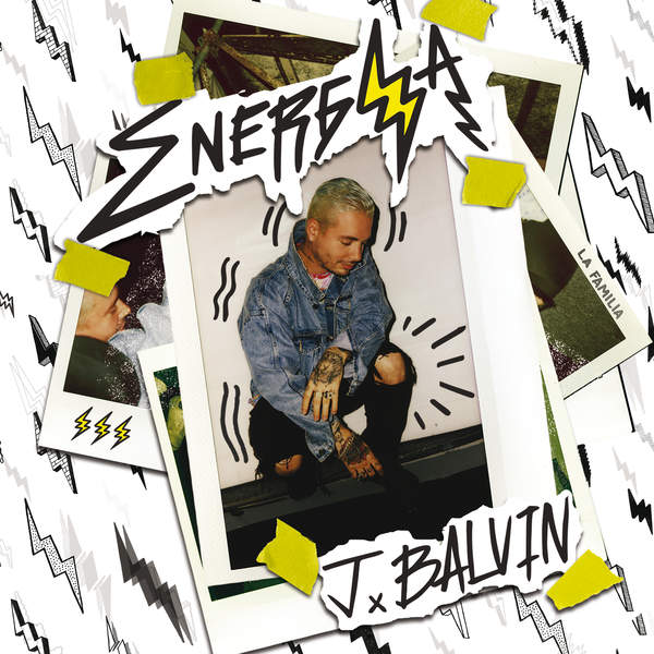 J Balvin - Energía - Pre-order Single [iTunes Plus AAC M4A] (2016)