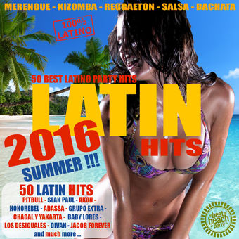 Various Artists – Latin Summer Hits 2016 – 50 Best Latino Party Hits [iTunes Plus AAC M4A]