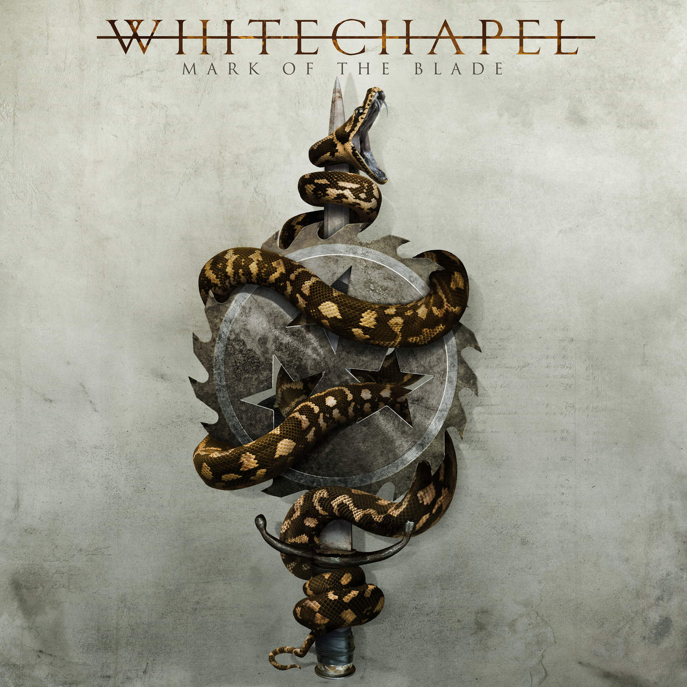 Whitechapel - Mark of the Blade (2016)