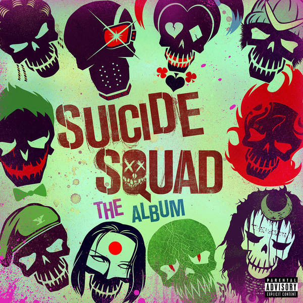 Various Artists - Suicide Squad: The Album [iTunes Plus AAC M4A] (2016)