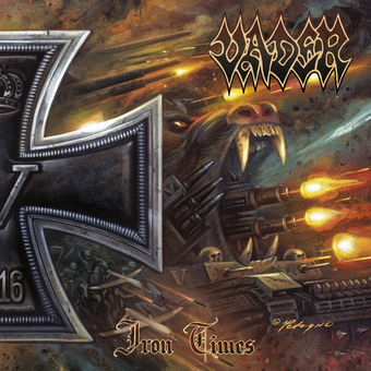 Iron Times – EP – Vader