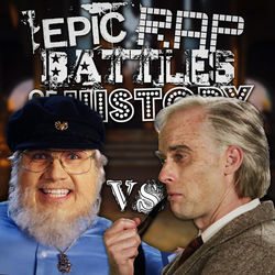 View album Epic Rap Battles of History - J. R. R. Tolkien vs George R. R. Martin - Single