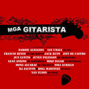 MGA Gitarista – Various Artists