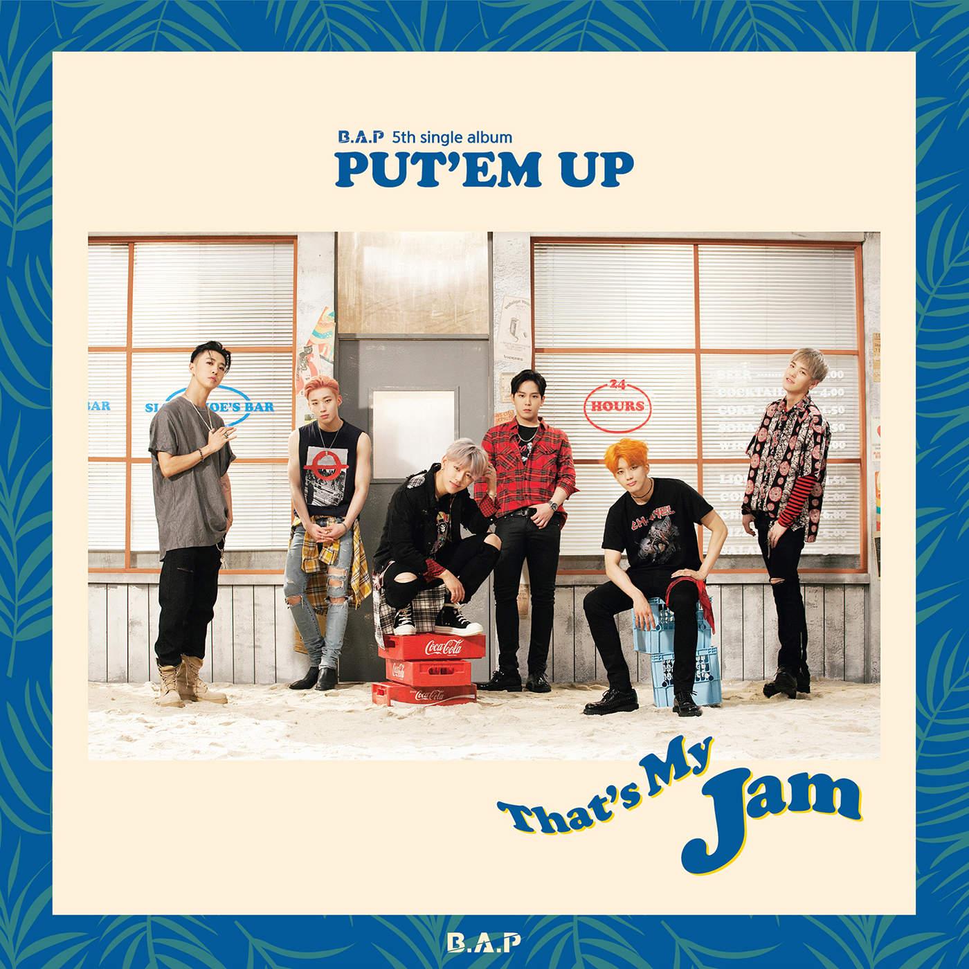 B.A.P - Put'em Up - Single