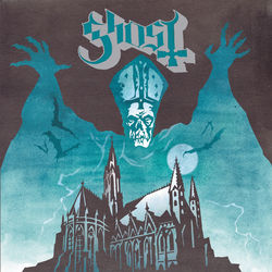 View album Ghost - Opus Eponymous