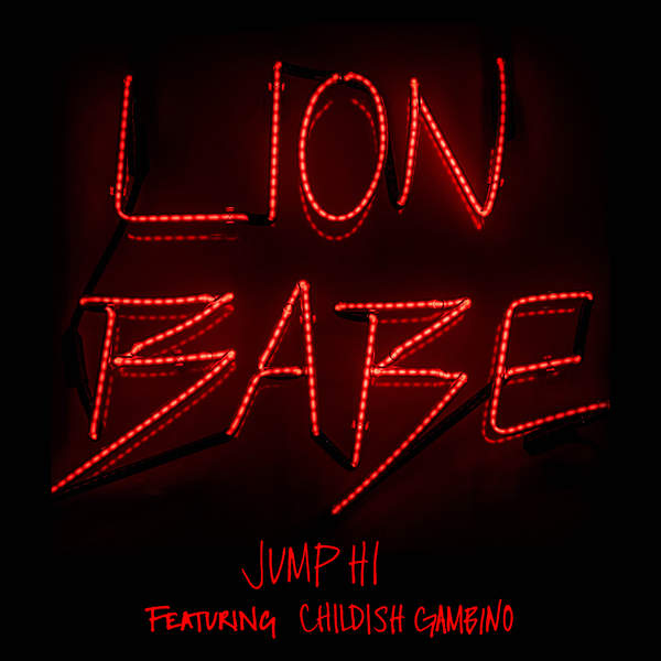 LION BABE – Jump Hi (feat. Childish Gambino) – Single (2014) [iTunes Plus AAC M4A]
