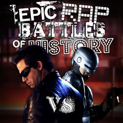 View album Epic Rap Battles of History - Terminator vs Robocop - Single