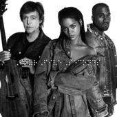 Rihanna, Kanye West & Paul McCartney – FourFiveSeconds – Single [iTunes Plus AAC M4A] (2015)