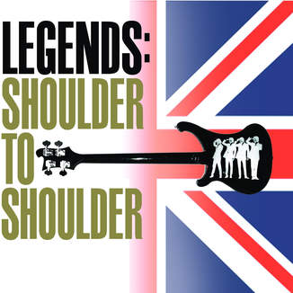 Pete Quaife foundation,  Music album Legends  Shoulder to Shoulder 2016-1-19 8:46 Photo