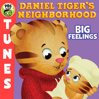 Big Feelings – Daniel Tiger's Neighborhood